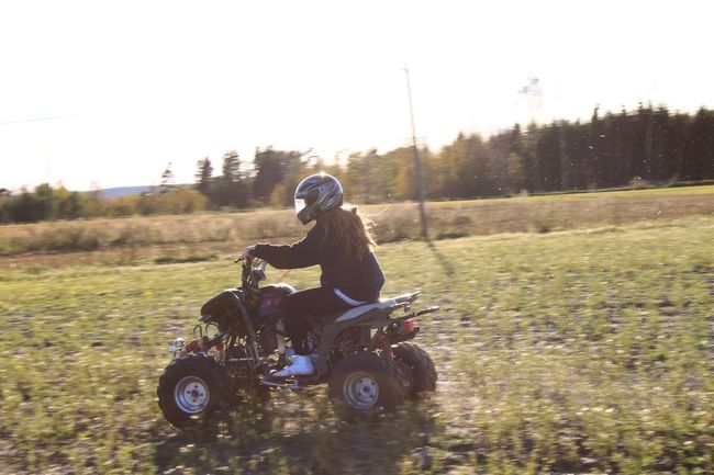 Escaping Escapism Fourwheeling Fun Getting Away From It All Lifestyles Outdoors Real People