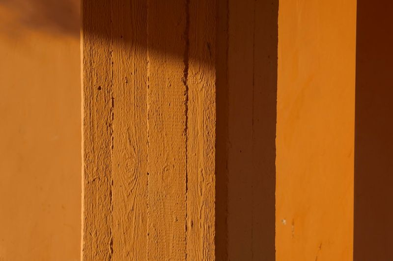 Concrete Wall Wall - Building Feature No People Full Frame Textured  Pattern Close-up Yellow Built Structure Architecture Backgrounds Day Sunlight Wall Gold Colored