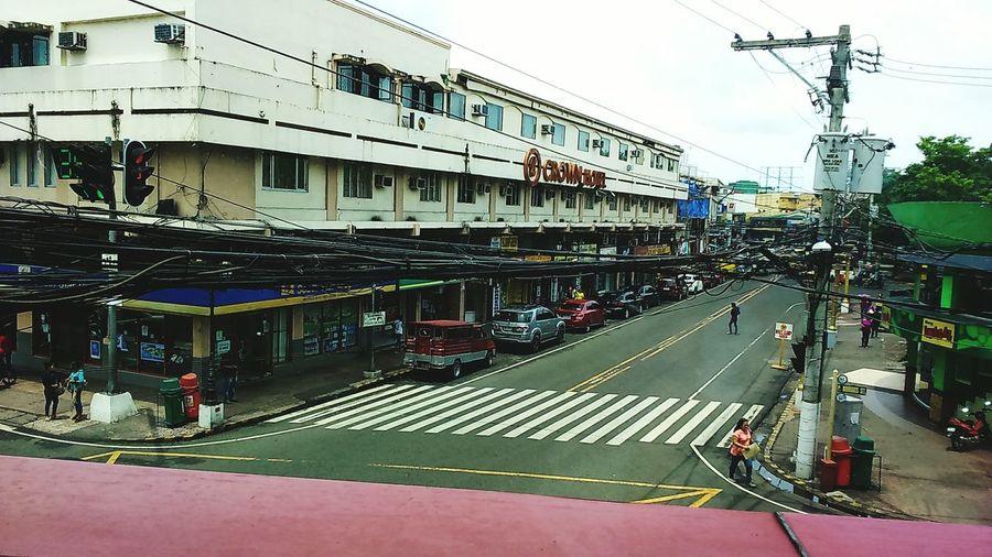 Downtown Naga. Hometown Viewfromjollibee Brunch Alone OpenEdit