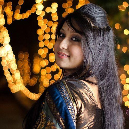 Weddingbell Wedding Woman Nikkor Nikon Softbox Sb700 Split Smile Strobe Sidelight Bangladesh Beauty Bokeh Bride Bridal Desi Dhanmondi D5100 Dof
