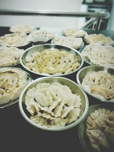 dumplings Making Dumplings ! Nicetime