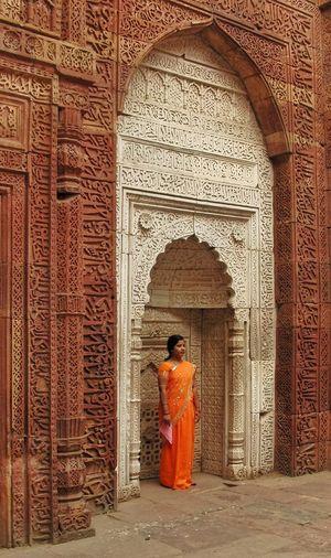 eingerahmt Framed India Dehli