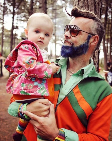 Bluebeard Babygirl Rainbowfamily  Gay Queer
