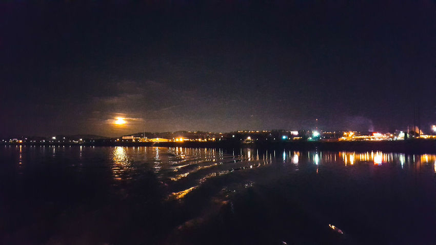 Reflection Water Illuminated Travel Sky Night Waterfront City Outdoors Nature Scenics Beauty In Nature No People Architecture River View Riverscape River Collection River Riverside Photography Tennessee CityscapeChattanooga Tennessee Chattanooga Chattanooga's Riverview