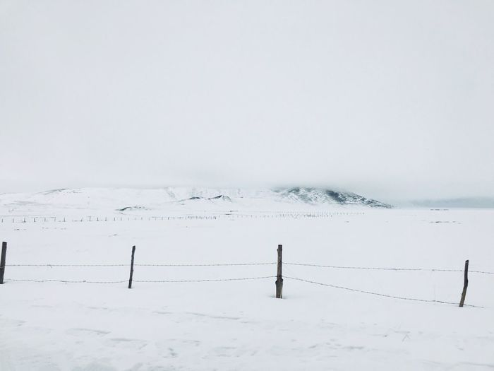 Cold Temperature Snow Winter Beauty In Nature Scenics - Nature Nature Day White Color Environment Covering Snowcapped Mountain Analogue Sound