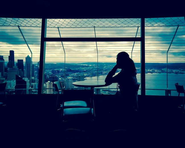 Outlooks On Life Seattle Space Needle ThoughtProvoking First Eyeem Photo