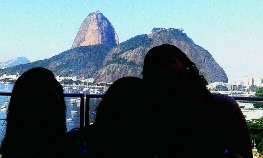O Rio de Janeiro continua lindo... Sombra Y Luz Relaxing Riodejaneiro Shopping Praia Pão De Açucar Love ♥ Verao2015 Braziliangirl Cariocagram