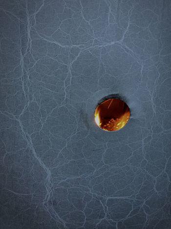 Incinerate Incinerator Fire Hot Metal Lightening Closeup Framed Circle Creative