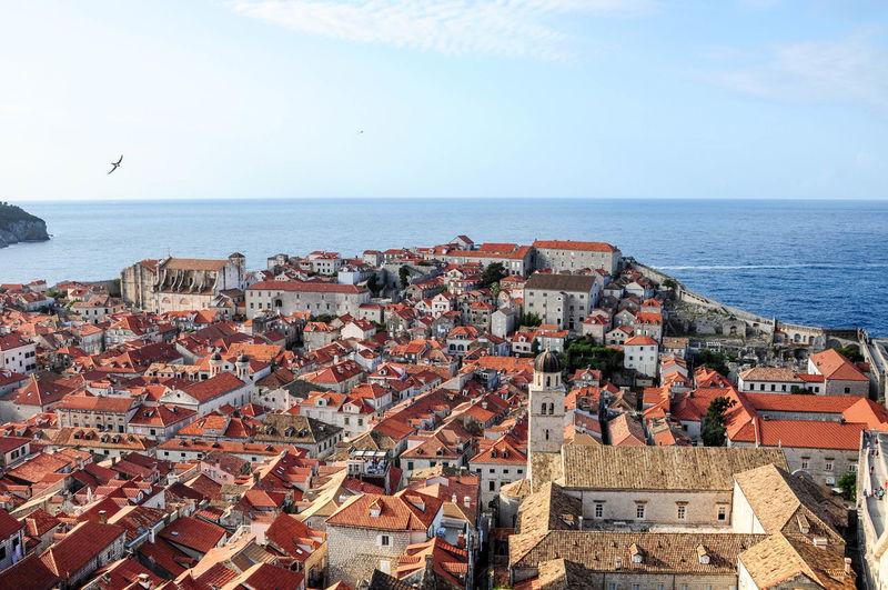 Roofs of Dubrovnik. Croatia Game Of Thrones Kings Landing Mediterranean  Dalmatia Dubrovnik Medieval first eyeem photo EyeEmNewHere