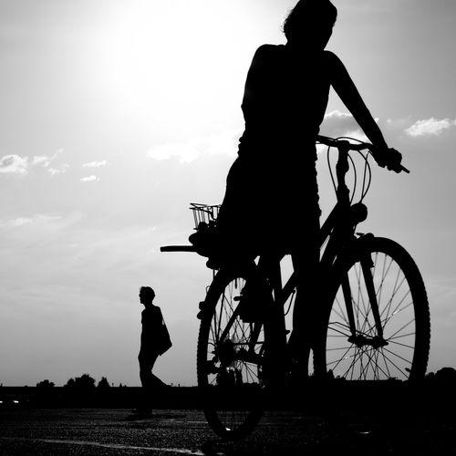 Bicycle Sky
