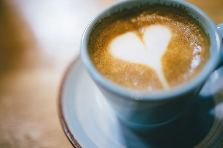 Relax and have one of world's favourite drink, the espresso.