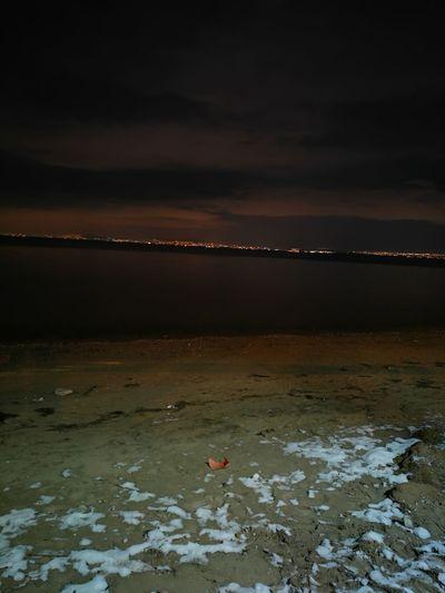 Water No People Night Sky Beauty In Nature City Winter Outdoors Yalova Turkey Yalovasahili