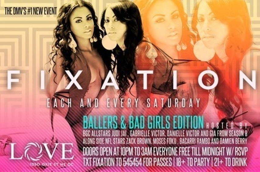Come party with me Saturday. Anyone on my guestlist is free til 12.