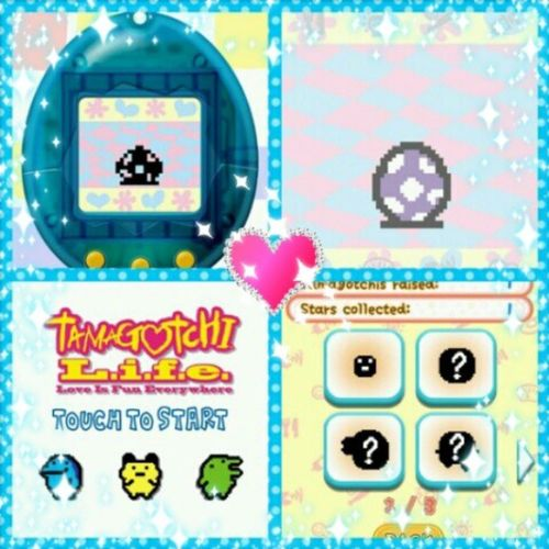 These are a few screenshots from the #tamagotchi #app I just downloaded. I really want a deco tamagotchi p, but until I order one...this will do. #tamagotchi2013 Fun New Mine KAWAII App Japanese  Tamagotchi Virtualpet Tamagotchi2013 Kawaiidesu