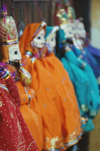 Puppet Show Traditional Clothing Performance Cultures Jaipur_diaries Cityscape Perspective Photography Amer Palace
