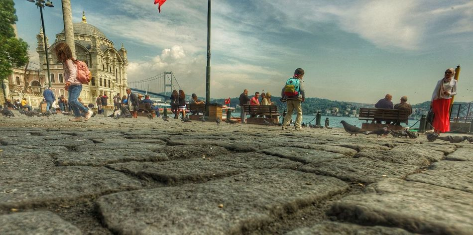 Photography First Eyeem Photo Photos Clouds Camera Bosphorus Bosphorus, Istanbul Ortaköy Mosque Ortaköy Sahili Life Childhood