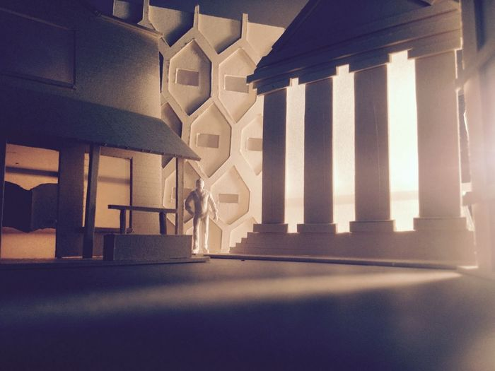 Architecture Model Film_architecture Photography Fasade 1:50
