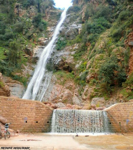 Setti Fatma waterfalls, Ourika valley, Atlas mountains - Marrakech, Morocco. Photography Travel Waterfall Nature Morocco Moroccan Nature Feel The Journey Fine Art Photography Lost In The Landscape