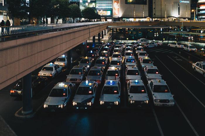 Taxi Architecture Built Structure Car City Discipline Land Vehicle Road Traffic Transportation
