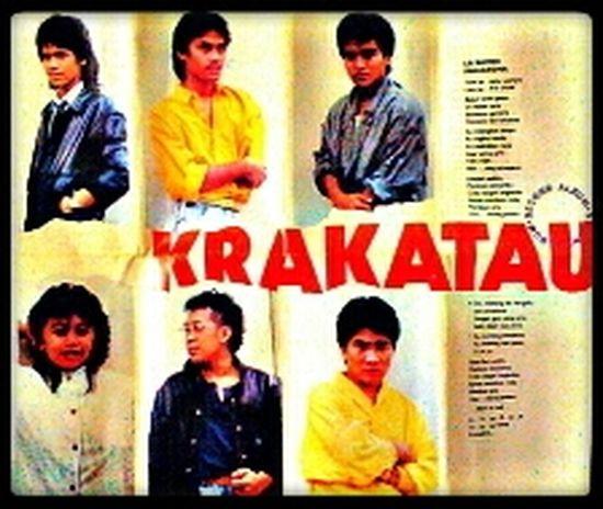 1987 : Krakatau,2nd Album - 2013 : Krakatau-Kembali Satu @Krakatau2013