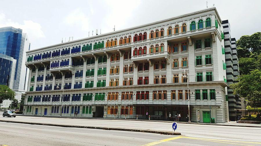 Biutifull Photo Building Singapore