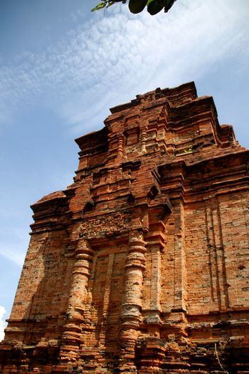 Khmer Culture Phan Thiet Spirituality Travel Vietnam Ancient Ancient Civilization Architecture Building Exterior Built Structure History Khmer Khmer Temple No People Old Ruin Outdoors Place Of Worship Religion Spirituality Temple Travel Destinations