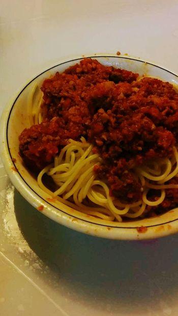 手作りミートパスタ WifeMeat Pasta