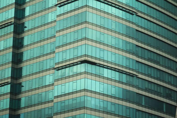 An office tower