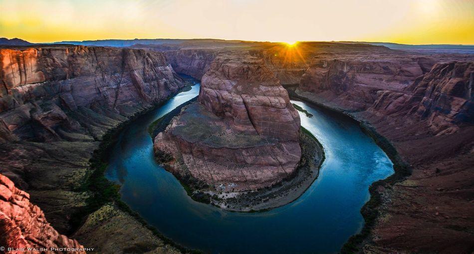 Horseshoe Bend🌄🏜 Horseshoe Bend Grand Canyon Arizona Photography Photooftheday First Eyeem Photo My Favorite Photo