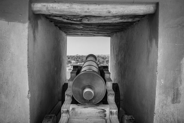 Architecture Built Structure Cannon Canon Day Fort History Indoors  Nizwa Fort No People Oman Travel Travel Destinations Travel Photography Weapon