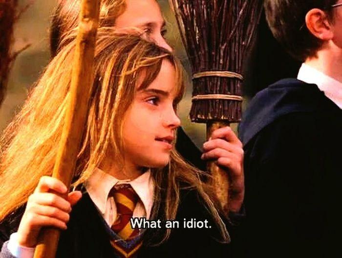 Hermione ♡ Harry Potter ❤