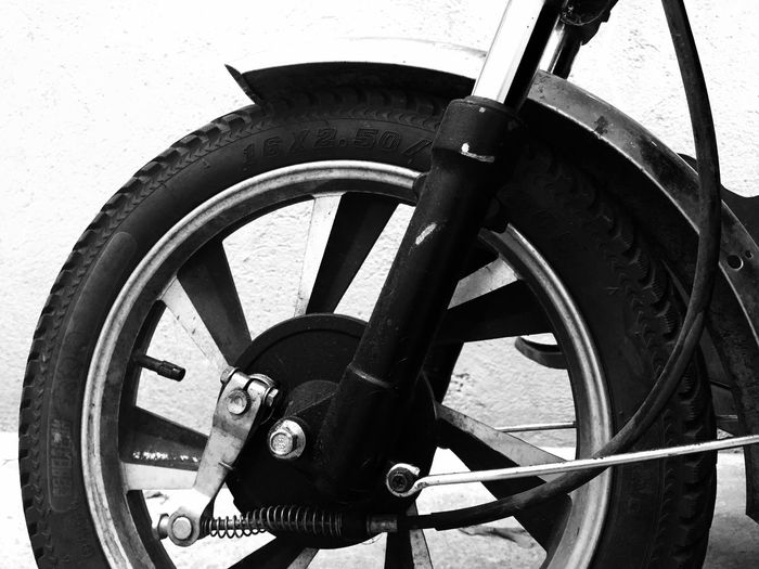 wheel Eye4photography  Black And White Blackandwhite IPhoneography EyeEmNewHere Photography Wheel Wheels Electic Bike Ebike Motorcycle Motor Motor Wheel