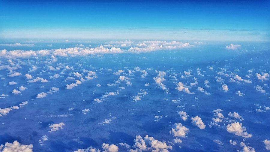 Sky Sky Only