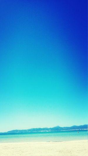 Hoy también ha habido playa ??? Beach Mallorca Somosfelices Españoles Y Sus Fotos