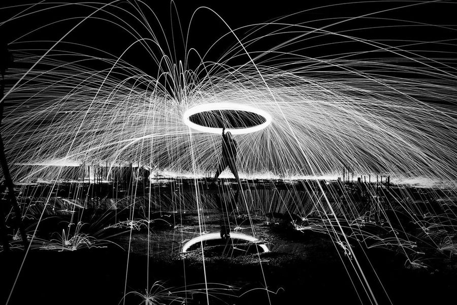 Let's fire it up! Hail the night and steelwool 🙌 Bw_indonesia Bw_lover Bws_worldwide Zonesystem Bwcollaboration INDONESIA Blackandwhitephotography Blackandwhiteonly Bw_ Collection Blackandwhite Photography Black And White Photography Bw_photooftheday BW_photography Bw_collection Blackandwhite Bw Photography Longexposure Longexposurephotography Long Exposure Shot Steelwool_photography Steelwoolspinning Steelwoolphotography Longexposure Shot Longexposureoftheday Steel Wool Steelwoolphotography