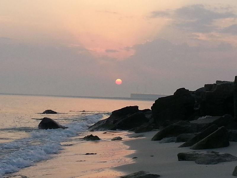 Aljubail Sunset