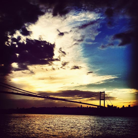 Bosphorus Istanbullovers Bridge Sea View