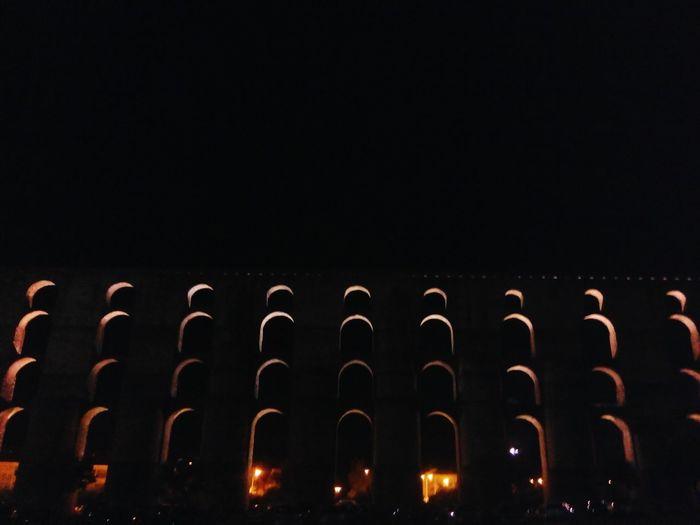 Black Background Night Dark Large Group Of People Event Spirituality Illuminated People Outdoors Sky