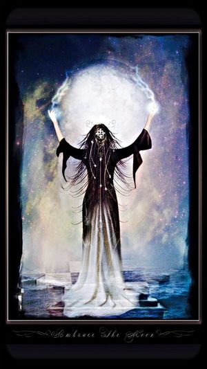 Newport Oregon Pagan Goddess Its Me