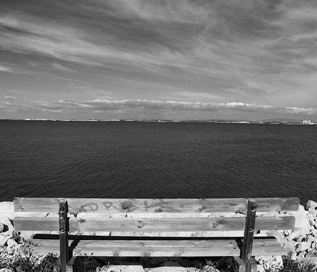 Photos Photography Black White Andalusia Sea Picture Picoftheday Foto Fotografia Cadiz