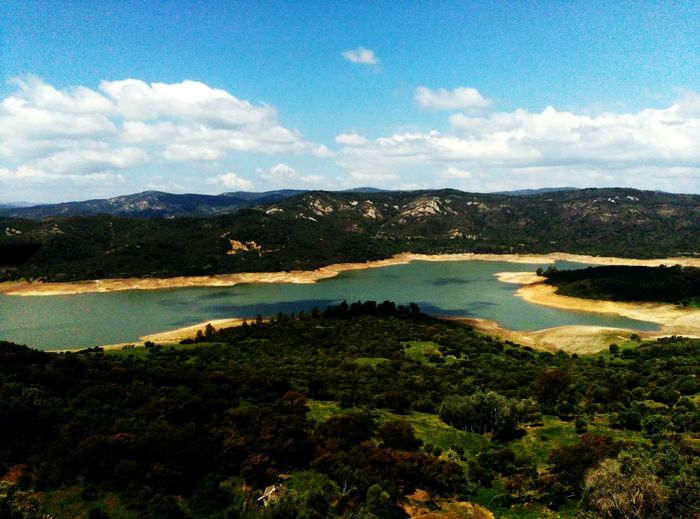 Pantano Lagoon Campodegibraltar Cadiz Andalucía Andalucía Nature