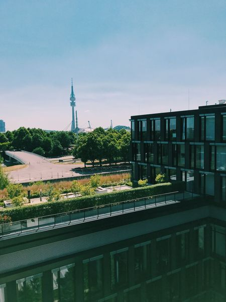 Office Office Building München Olympiapark Mydays