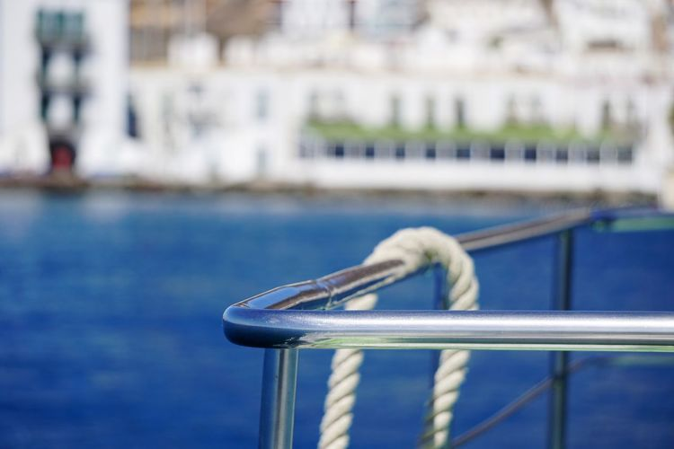 Nautical Vessel Nautical Nautical Equipment Boat Rope Ropes Water City Railing Close-up Architecture Moored Nautical Vessel Sailing Boat Sailboat Dock Outrigger Longtail Boat Port Outdoor Play Equipment Boat Mast Harbor