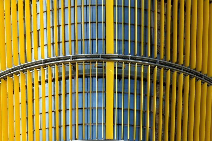 Yellowlines Taking Photos Myberlin Berliner Ansichten Minimalism Urbanexploration Building Architecture Urban Geometry Minimalobsession Simplicity