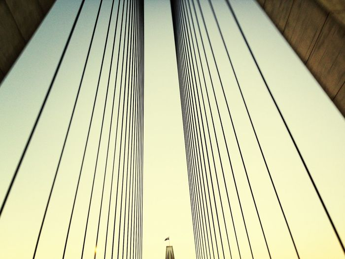 Anzac Bridge last night on the way home. Sunset Sydney IPhoneography