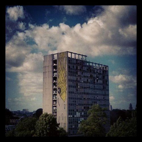 Provinciehuis Antwerpen Building Cadaver
