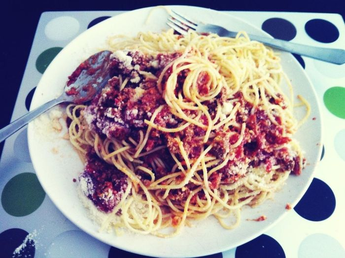 Spaghetti W Lahme