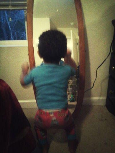 He loves his thomas the train pajamas #cutie #love #him