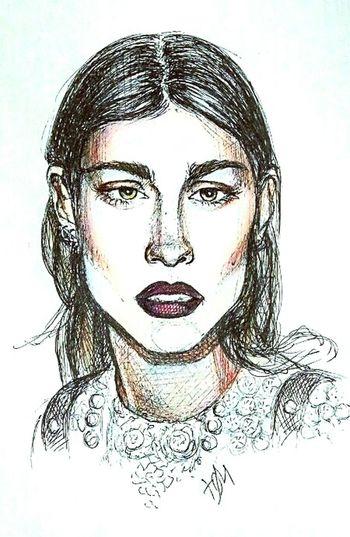 Quicksketch Illustration Drawing