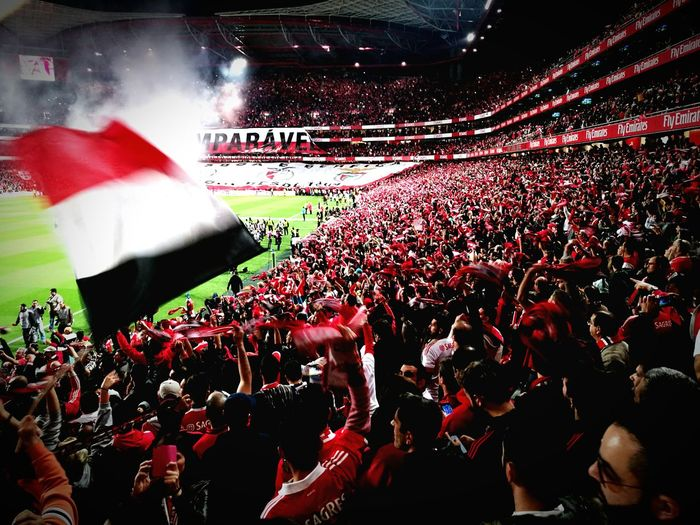 Incomparável....Benfica